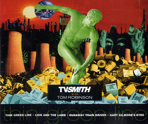 Click to view product details and reviews for Tv Smith Thin Green Line 1995 Uk Cd Single Hum8.