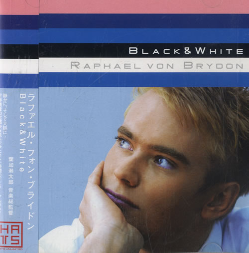 Click to view product details and reviews for Raphael Von Brydon Black White 2003 Japanese Cd Album Hucd10002.