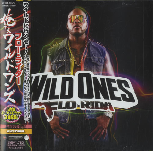 Click to view product details and reviews for Flo Rida Wild Ones Sealed 2012 Japanese Cd Album Wpcr 14522.