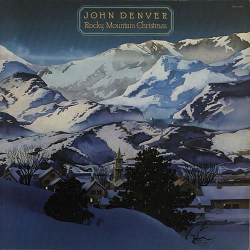denver john rocky mountain christmas album - John Denver Rocky Mountain Christmas