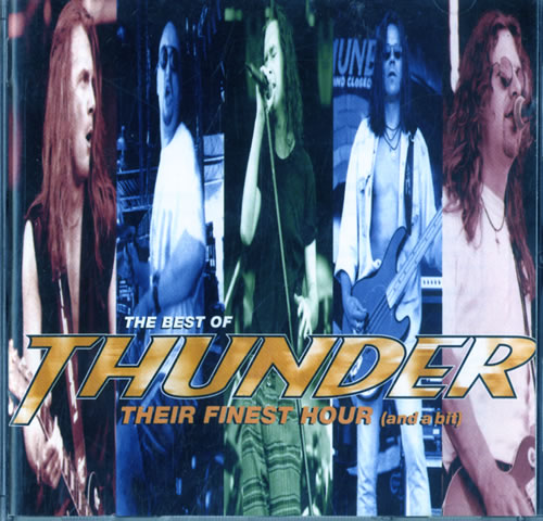 Click to view product details and reviews for Thunder Their Finest Hour And A Bit 1995 Uk Cd Album 8356502.