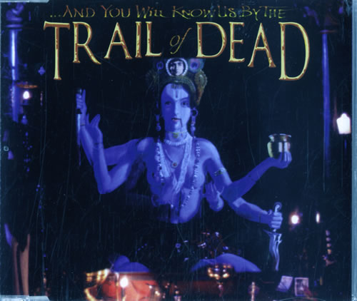 Click to view product details and reviews for And You Will Know Us By The Trail Of Dead Madonna 1999 Uk Cd Album Wigcd84p.