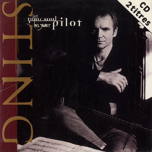Click to view product details and reviews for Sting Let Your Soul Be Your Pilot 1996 French Cd Single 5813302.