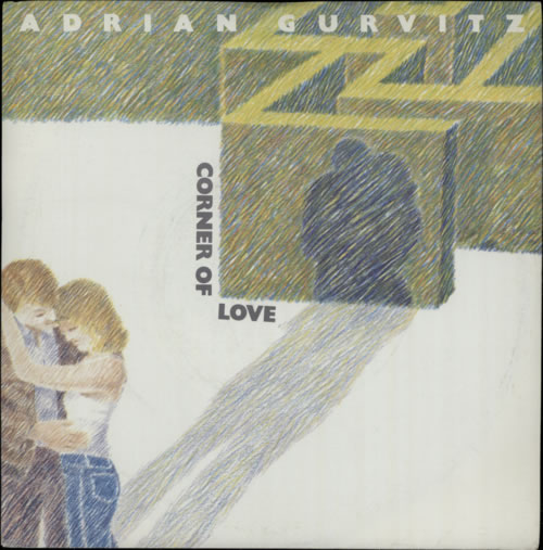 Adrian Gurvitz She's In Command