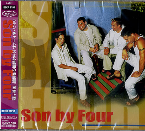 Click to view product details and reviews for Son By Four Son By Four 2000 Japanese Cd Album Esca 8194.