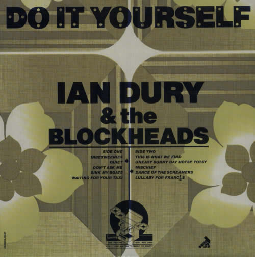 Ian dury and blockheads do it yourself records lps vinyl and cds dury ian do it yourself l43547 solutioingenieria Image collections