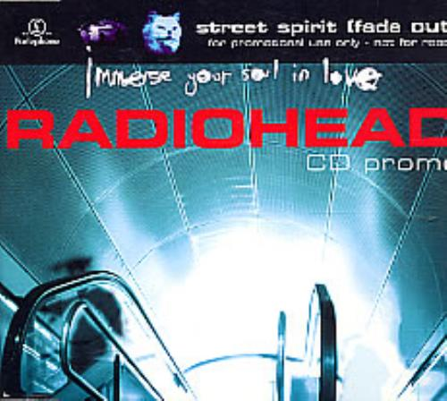 Click to view product details and reviews for Radiohead Street Spirit 1996 Uk Cd Single Cdrdj6419.