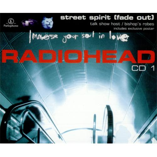 Click to view product details and reviews for Radiohead Street Spirit Cd1 Poster 1996 Uk Cd Single Cdrs6419.