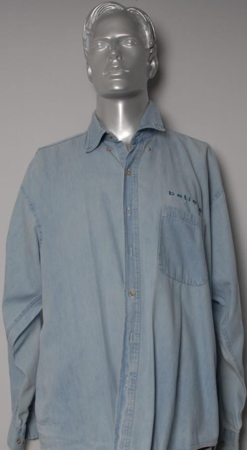 CHEAP Cher Believe 1999 UK clothing DENIM SHIRT 25209865543 – General Clothing