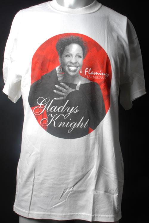 CHEAP Gladys Knight & The Pips Flamingo – Las Vegas USA t-shirt T-SHIRT 25209865587 – General Clothing
