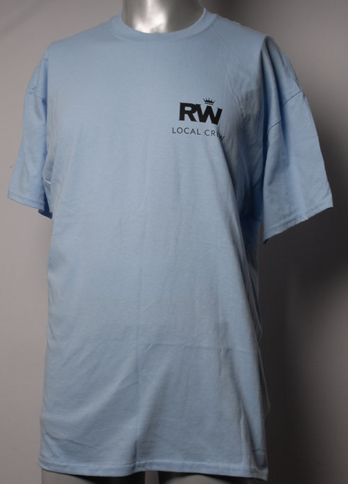 CHEAP Robbie Williams Take The Crown Tour – XL Light Blue 2013 UK t-shirt T-SHIRT 25209867075 – General Clothing