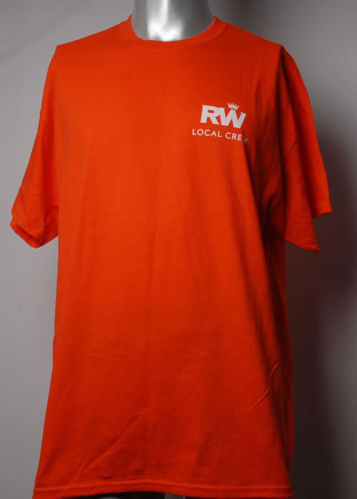CHEAP Robbie Williams Take The Crown Tour – XL Orange 2013 UK t-shirt T-SHIRT 25209867077 – General Clothing