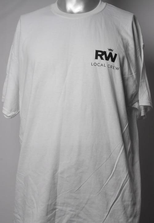 CHEAP Robbie Williams Take The Crown Tour – XL White 2013 UK t-shirt T-SHIRT 25209867083 – General Clothing