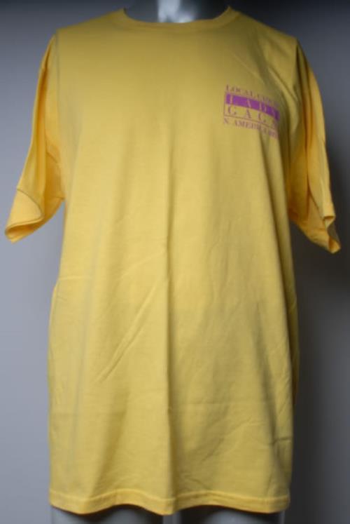 CHEAP Lady Gaga Born This Way Ball – XL 2011 USA t-shirt CREW ONLY T-SHIRT 25209867845 – General Clothing