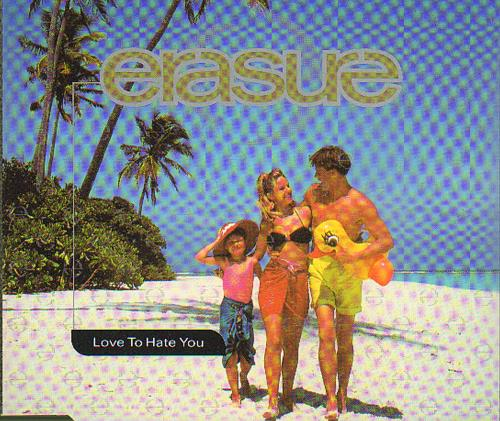 Click to view product details and reviews for Erasure Love To Hate You 1991 Uk Cd Single Cdmute131.