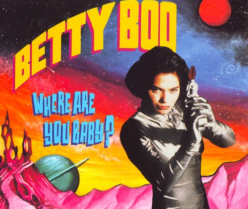 Click to view product details and reviews for Betty Boo Where Are You Baby 1990 Uk Cd Single Left43cd.