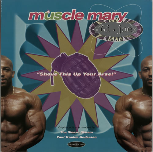 Muscle Doggy Grooves I'm Your Medicine