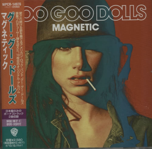 Click to view product details and reviews for Goo Goo Dolls Magnetic 2013 Japanese Cd Album Wpcr 14976.