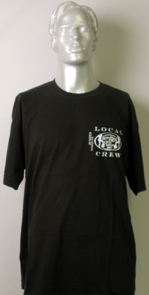 CHEAP Justin Timberlake Future Sex Love Show 2007 2007 UK t-shirt CREW T-SHIRT 25209880323 – General Clothing