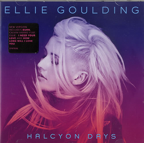 Ellie Goulding Halcyon Records Lps Vinyl And Cds