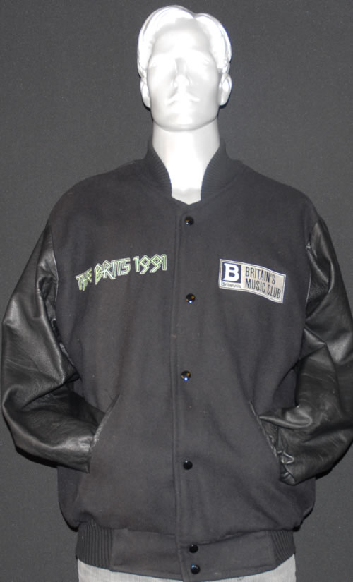 CHEAP Various Artists The Brits 1991 + Programme & Laminate 1991 UK jacket BASEBALL JACKET 25209882277 – General Clothing