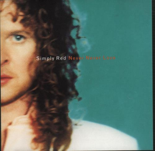 Click to view product details and reviews for Simply Red Never Never Love 1995 Usa Cd Single Prcd 9424 2.