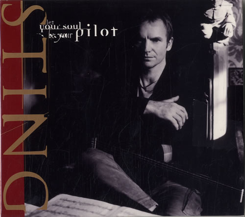 Click to view product details and reviews for Sting Let Your Soul Be Your Pilot Digipak 1996 Uk Cd Single 581331 2.