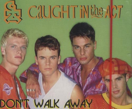 Click to view product details and reviews for Caught In The Act Dont Walk Away 1996 German Cd Single Zyx88099 8.