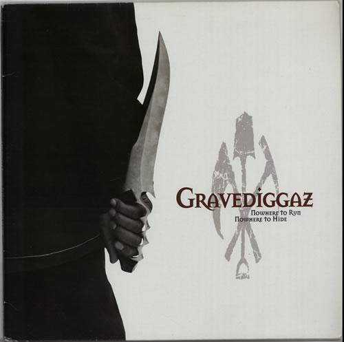 Gravediggaz - Niggamortis