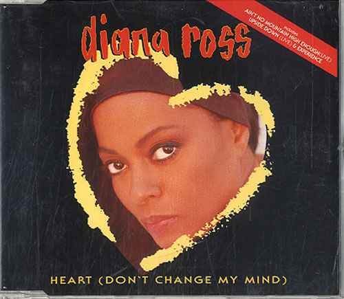 Click to view product details and reviews for Diana Ross Heart 1993 Dutch Cd Single 8804992.