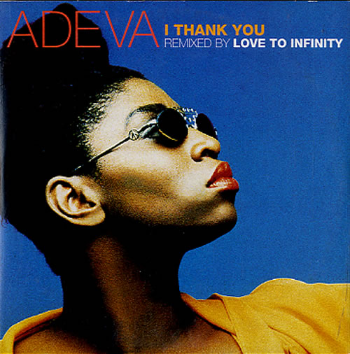 Adeva I Thank You Records Lps Vinyl And Cds Musicstack
