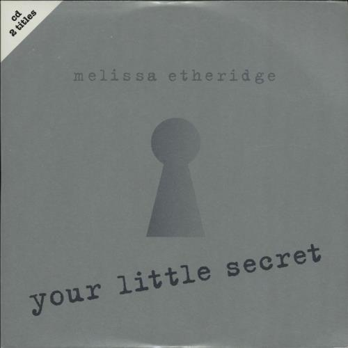 Click to view product details and reviews for Melissa Etheridge Your Little Secret 1995 French Cd Single 854452 2.