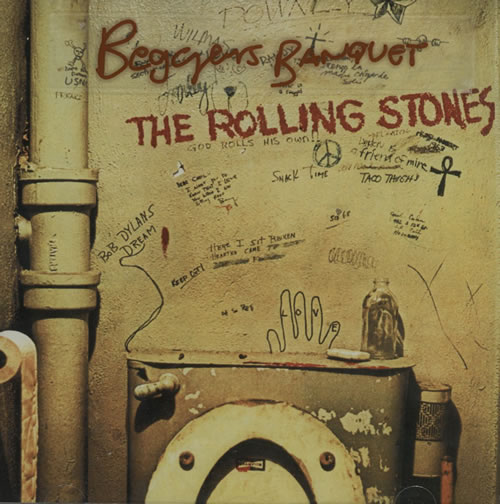 Rolling Stones Beggars Banquet Mono Edition Records Lps