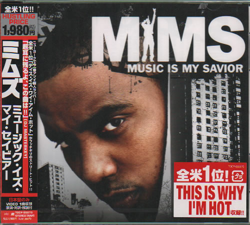 Click to view product details and reviews for Mims Music Is My Savior Sealed 2007 Japanese Cd Album Tocp 66675.