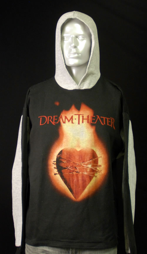 CHEAP Dream Theater Pull Me Under Hoody – XL UK clothing HOODED TOP 25209902193 – General Clothing