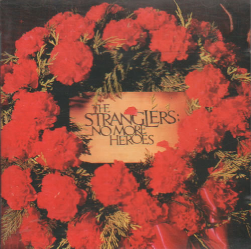 Picture of TCK 30200 No more heroes by artist The Stranglers