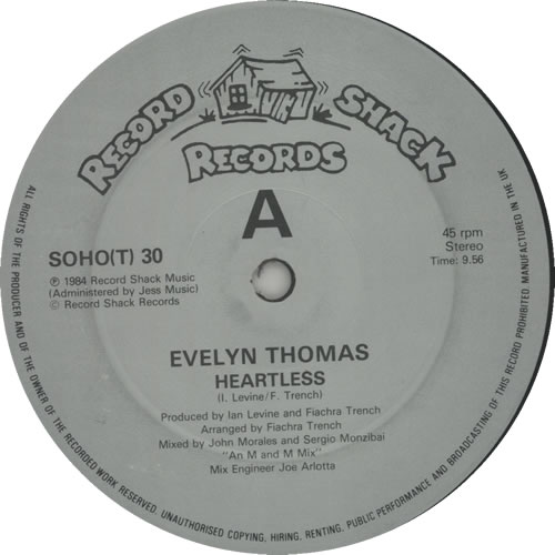 Evelyn Thomas Heartless