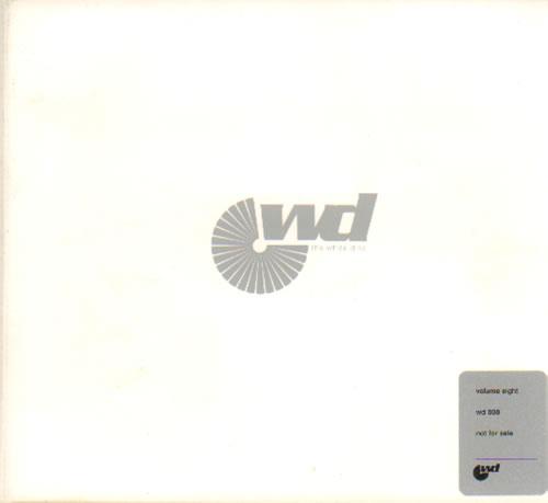 Kylie Minogue The White Disc Volume 8 1997 Uk Cd Album Wd008