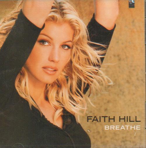 Faith Hill Breath Sealed 1999 Usa Cd Album 947373 2