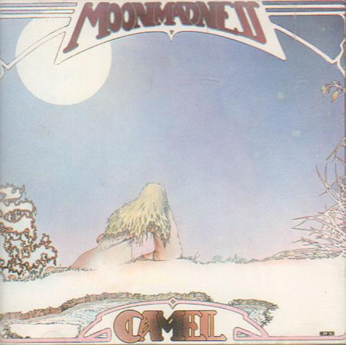 Camel Moonmadness 1983 German Cd Album 810879 2
