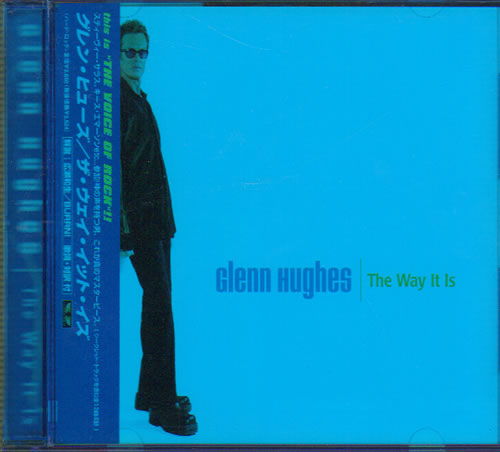 Click to view product details and reviews for Glenn Hughes The Way It Is 1999 Japanese Cd Album Crcl 4721.