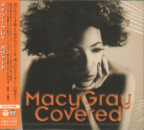 Macy Gray Covered Sealed 2012 Japanese Cd Album Cocb 53994