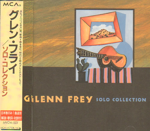 Click to view product details and reviews for Glenn Frey Solo Collection 1995 Japanese Cd Album Mvcm 523.