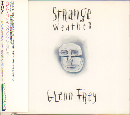 Click to view product details and reviews for Glenn Frey Strange Weather 1992 Japanese Cd Album Mvcm 207.