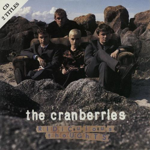 The Cranberries Ridiculous Thoughts 1995 French Cd Single 854422 2