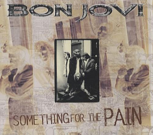 Click to view product details and reviews for Bon Jovi Something For The Pain 1995 German Cd Single 852317 2.