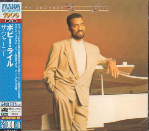 Bobby Lyle The Journey Sealed 2015 Japanese Cd Album Wpcr 28180