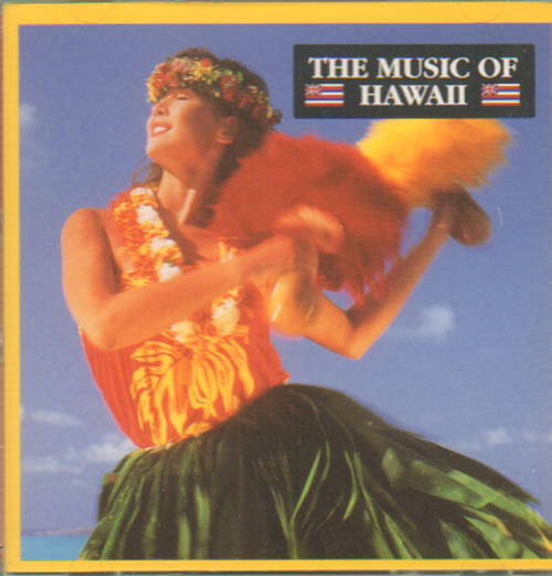 Various Artists The Music Of Hawaii 1998 Uk Cd Album Plscd499