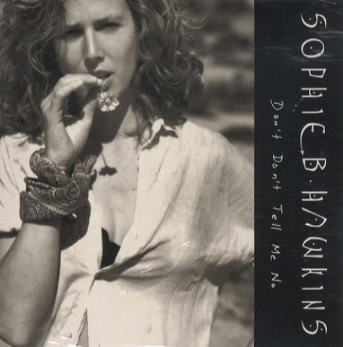 Click to view product details and reviews for Sophie B Hawkins Dont Dont Tell Me No 1994 German Cd Single 661015 1.