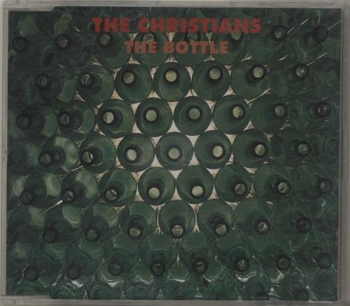 The Christians The Bottle 1993 Uk Cd Single Cid549